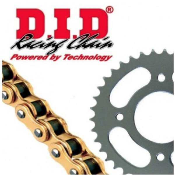 KIT TRANSMISION D.I.D BMW 650-99APR65098-04 DID X-RING G&B520VX2