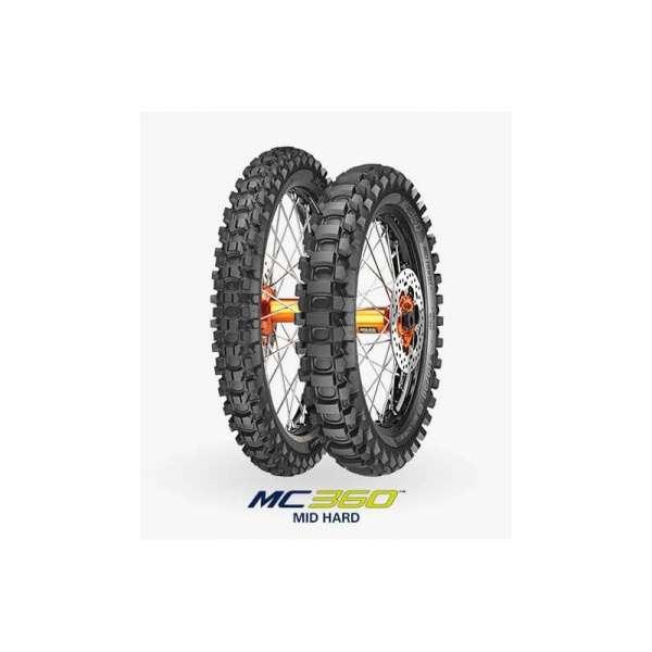 METZELER MC360™ MID HARD 80/100-21 M/C 51M TT