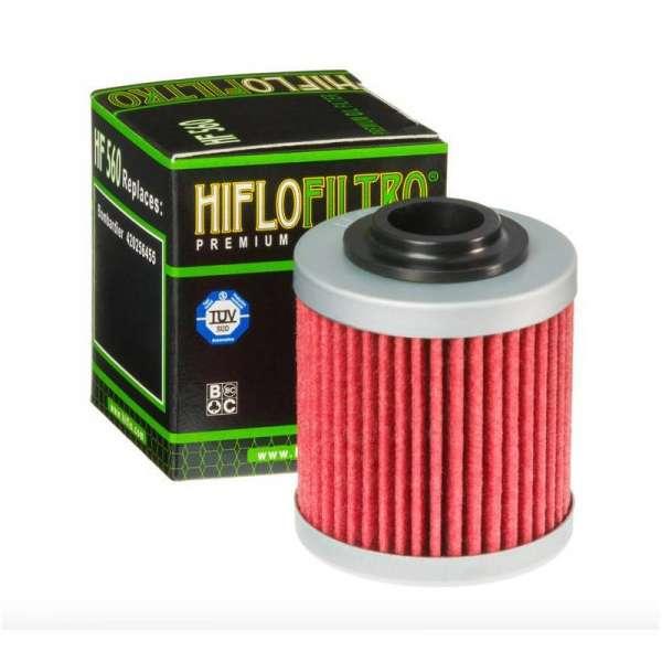 FILTRO DE ACEITE HIFLOFILTRO HF560