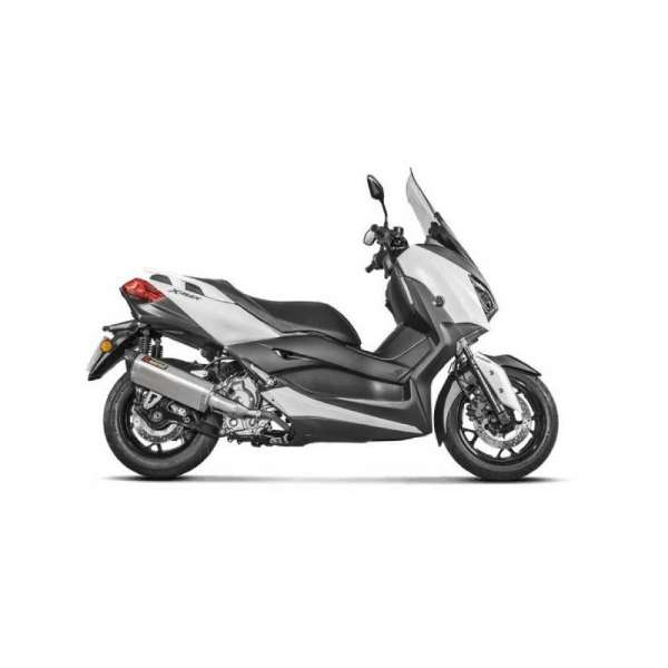 S-Y3SO1-HRSS - SILENCIOSO AKRAPOVIC SLIP-ON INOX YAMAHA X-MAX 300