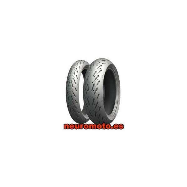 MICHELIN ROAD 5 GT 120/70ZR17 (58W) + 180/55ZR17 (73W)