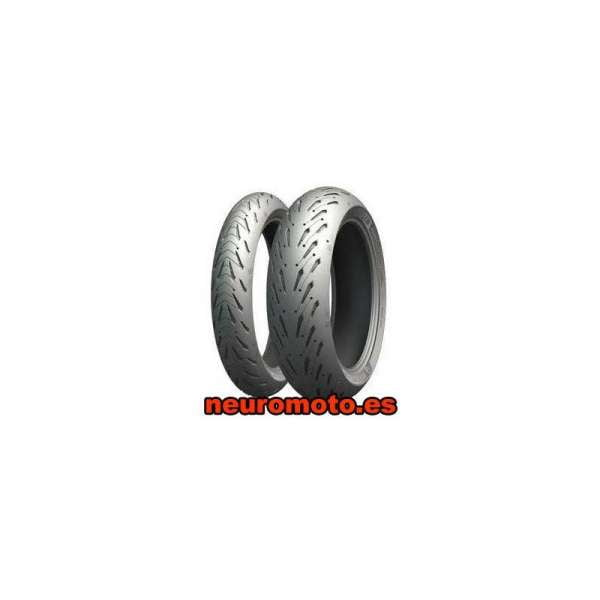MICHELIN ROAD 5 GT 120/70ZR17 (58W) + 190/55ZR17 (75W)