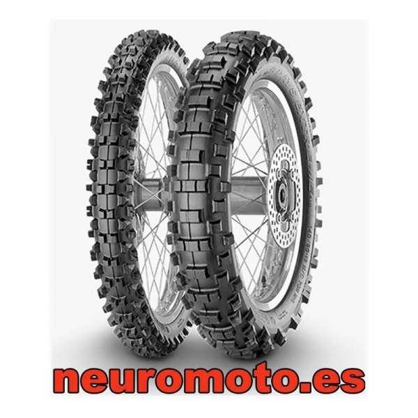Metzeler MCE 6 Days Extreme 140/80-18 M/C 70M TT SOFT
