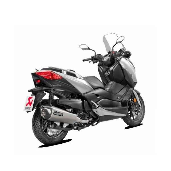 Escape Akrapovic Yamaha X-MAX 400 17-19 S-Y4SO16-HRAASS