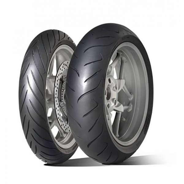 Dunlop Sportmax Roadsmart II 120/70ZR17 (55W) TL + 160/60 ZR17 TL (69W)