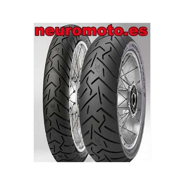 Pirelli Scorpion Trail II 120/70ZR17 TL (58W) + 190/55ZR17 (75W)