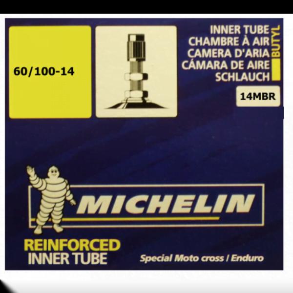 CAMARA TUBE CH.14 MBR / VALVE TR-4 MICHELIN OFF ROAD