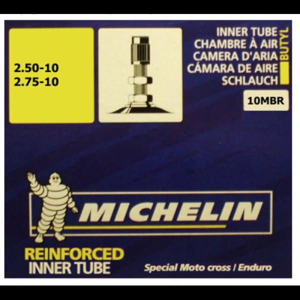 CAMARA TUBE CH.10 MBR / VALVE TR-4 MICHELIN OFF ROAD