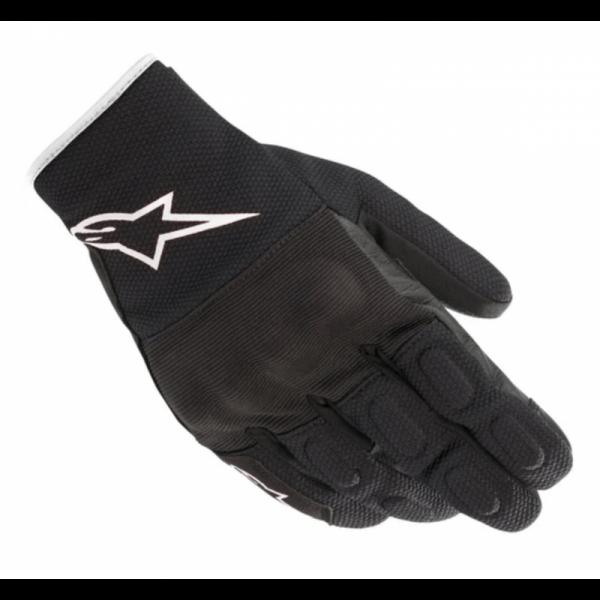 GUANTES ALPINESTARS S MAX DRYSTAR BLACK / WHITE