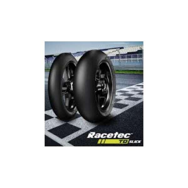 METZELER RACETEC TD SLICK 180/60R17 NHS TL