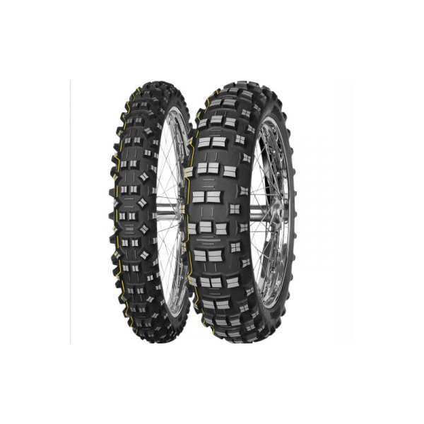 MITAS TERRA FORCE EF 140/80-18 57R TT FIM SUPER YELLOW