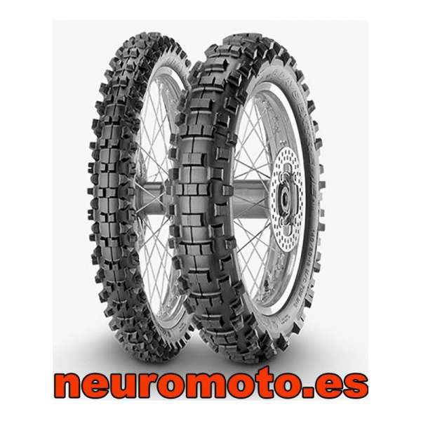 Metzeler MCE 6 Days Extreme 140/80-18 M/C 70M TT MEDIUM
